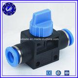 Plastic Snelle Adapter Pneumatische de Montage van de Buis van de Aanraking