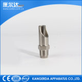 """1/2 """" Stainless Plat-Round Steel Nipple Drinkers pour Piglet"""