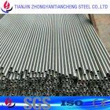 Tubo saldato A249 dell'acciaio inossidabile di ASTM per lo scambiatore di calore dentro temprato in 201 304