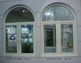 Caracol 60 Co-Extruded Bi-Color Casement ventana de PVC/UPVC