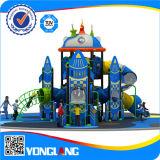 Im Freien Plastikspielplatz-Struktur-Geräten-Verkauf (YL-X146)