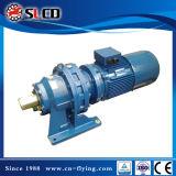 X motores engranados Cycloidal montados borde de la alta calidad de la serie para la maquinaria de cerámica