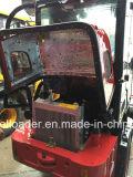 4WD4X4 Lader van het Wiel van de bedieningshendel de Compacte Mini