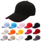 Qualitäts-Zoll Ihre Firmenzeichen-Sport-Schutzkappen-Baumwollhut-Baseballmütze