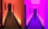 A tri cor 14*30W do RGB Waterproof a arruela da parede do diodo emissor de luz com controle dos pontos do PONTO