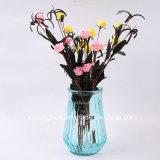 Красивейшая ваза стекла цилиндра