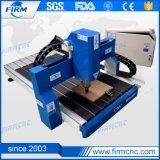 De houten MDF van het Leer Machine van de Reclame CNC van pvc Acryl