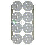 Aluminium-Vorstand der Schaltkarte-Montage-LED für LED-Licht