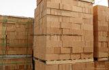 Tijolo de incêndio de isolamento de pouco peso da alumina elevada, tijolo refratário