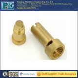 良質OEMの精密機械化の真鍮のコンポーネント
