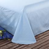 Insieme normale solido dell'assestamento del lenzuolo del coperchio del Duvet del cotone di colore
