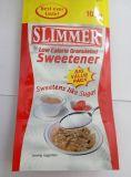 Zak van de Bodem van de Zak van de doos de Vlakke voor de Verpakkende Zak van de Folie van de Suiker