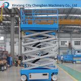 6-14m de altura de elevação da mesa elevatória móvel electromagnética para venda