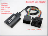 (E36/E38/E39/E46/1200LT/X3/X5…) 車のステレオセットのBMWのための補助のBluetoothのアダプター