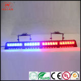 Visor Light Emergency LED Aviso Strobe Split Mount Deck Dash LED Lightbar Traffic Light