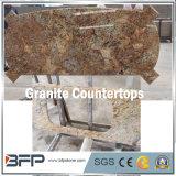 Mooie Countertop van de Keuken van het Graniet/Countertop van het Eiland voor Villa/Flat Residencial