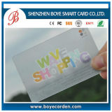 Hot Selling Transparent Business Card avec prix d'usine