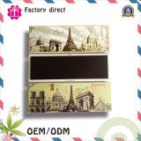 Magnete promozionale del frigorifero del magnete del metallo delle città del regalo del ricordo