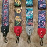 Cores da moda na alça da mala de nylon confortáveis ampla Mala a tiracolo Senhoras