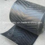 Cema/DIN/ASTM/Sha 표준 Chevron 패턴 고무 컨베이어 벨트
