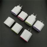 Caricatore Port del USB della fabbrica 2 durevoli di Shenzhen personalizzato commercio all'ingrosso di alta qualità