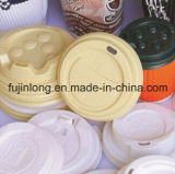 Plastikcup-Kappe, die Maschine herstellt