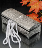 Silverplated (BA12358DL)의 보석 Box