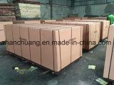 El Ce certificó la madera contrachapada hecha frente película de la construcción de los precios de fábrica