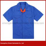 Großhandelssommer-Kurzschluss-Hülsen-Arbeitsumhüllungen-Kleider für Männer (W102)