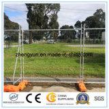 Горячая окунутая гальванизированная временно панель загородки для Австралии, Новой Зеландии
