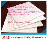 Het Commerciële Triplex van uitstekende kwaliteit van de Fabriek Linyi aan Groothandelsprijs