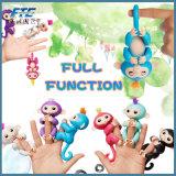 Un bambino interattivo dei 6 pesciolini di colori Monkeys il giocattolo astuto della scimmia della barretta