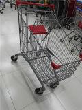 Chariot de achat de chariot à Wal-Mart de qualité neuve de modèle