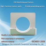moulage de précision en aluminium à usinage fraisage CNC de la partie de la Machine automatique