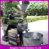 겹켜 드럼 커피 기계 전기 가스 열 커피 로스터