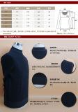 Yak-Wolle-/Kaschmir-runder Stutzen-Pullover-lange Hülsen-Strickjacke/Kleidung/Kleid/Strickwaren