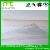 マットかスクラムまたは曇らされるか、または透過PVCシート