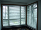 Obturador de la ventana de PVC personalizadas OEM con alta calidad