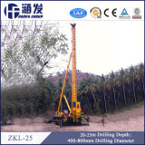 Zkl-25 Piling Machine with Little Noise