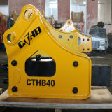 Doosan Dx55-9cの掘削機のためのSb40油圧ブレーカ