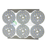 Алюминиевая доска агрегата СИД PCB для света СИД