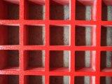 Grille de FRP, fibre de verre FRP râpant avec la surface lisse