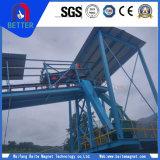Da série aprovada de Btk da intensidade elevada do ISO separador magnético para a fábrica de tratamento da areia de ferro (BTK-6)