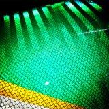 Tipo el cubrir reflexivo prismático del animal doméstico del grado de la ingeniería de la impresión de la pantalla