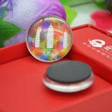 De in het groot Magneet van de Koepel van het Glas/de Magneet van de Koelkast van het Kristal/3D Magneet van de Koelkast