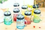 400ml diverse Kruik van de Metselaar van het Glaswerk van de Kleur