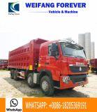 使用されたHOWO /Shacman/NorthのベンツかBeibenによって使用されるWheels/12車輪のダンプトラックまたはダンプトラック8X4 6X4 10台またはダンプトラックまたはダンプカーまたはトラクターのヘッドまたは索引車または具体的なミキサーのトラック