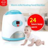편리한 전기 우유 아기 젖병 온열 장치 증기 살균제