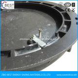 Pt124 C250 Navio de alta qualidade usado com dobradiças bloqueável composto de tampões