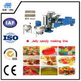 control PLC totalmente automática Máquina de caramelos Jelly